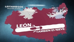 A partir de este fin de semana se promocionarán las estaciones de esquí de San Isidro y Leitariegos en cines de Valladolid, Coruña y Vigo