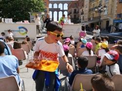 Hoy se celebra el día de León en el VI Congreso de Gastronomía y Turismo de Segovia