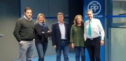 El PP de Castilla y León reunirá a su Comité Ejecutivo el 8 de noviembre para marcar la estrategia política de los próximos meses