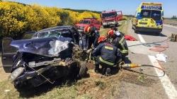 Castilla y León ha reducido más de un tercio las víctimas mortales en las carreteras en lo que va de año