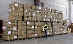 La Junta de Castilla y León ha distribuido ya cerca de nueve millones de artículos de protección para personal sanitario y de servicios sociales