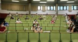 Casi el 94% de los estudiantes presentados ha superado la prueba de la EBAU 2020 en la provincia de León