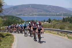 Matis Louvel se impone en solitario en la XXXV Vuelta Ciclista Internacional a Castilla y León