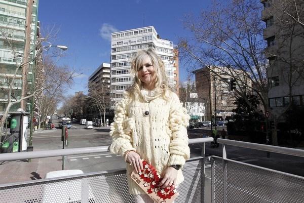 """María Lafuente: """"Hay que fomentar la cultura y la moda es una forma de hacerlo"""""""