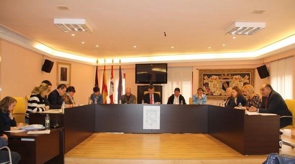Valencia de don Juan aprueba la cesión de una parcela para la construcción del parque de Bomberos Provincial