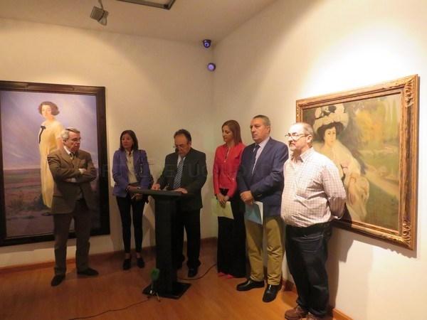 EL CENTRO LEONéS DE ARTE ACOGE LA EXPOSICIóN 'HISTORIA, PAISAJE Y FIGURA. MECENAZGO Y COLECCIONISMO DE LA DIPUTACIóN DE VALLADOLID'