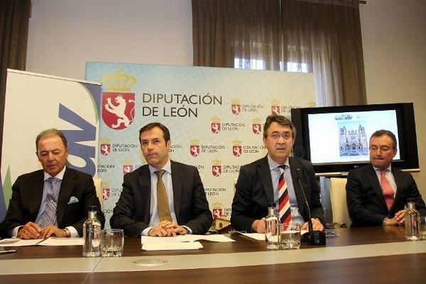 PEIO GARCíA /ICAL - PRESENTACIóN DEL CONGRESO DE LA UNIóN DE AGENCIAS DE VIAJE DE ESPAñA