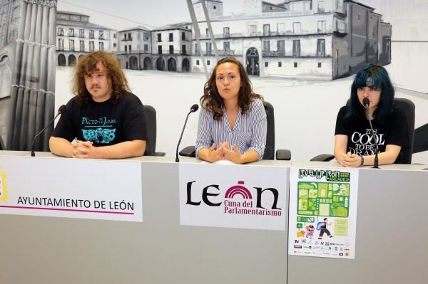 León acoge las jornadas de manganime, cómic, juegos de mesa, rol y videojuegos 'Level Up 2017'