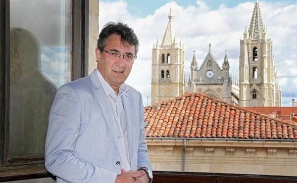 PEIO GARCíA /ICAL - ENTREVISTA CON EL PRESIDENTE DEL PP DE LEóN