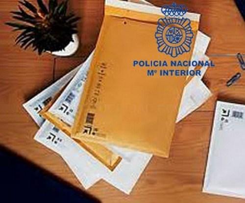 """La Policía Nacional identifica al presunto autor de múltiples estafas mediante """"falso envío"""" de paquetería"""