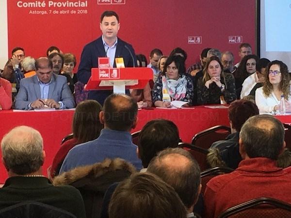 El PSOE de León propone exenciones fiscales para empresas que se asienten en el medio rural