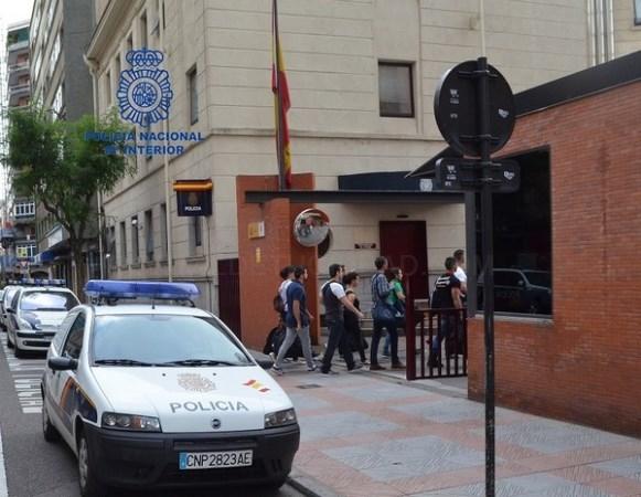 La Policía Nacional de León recibe  nuevos alumnos en prácticas