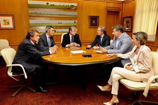 El Ayuntamiento y los agentes económicos de León se alían para impulsar el acuerdo Palacio de Exposiciones-IFEMA