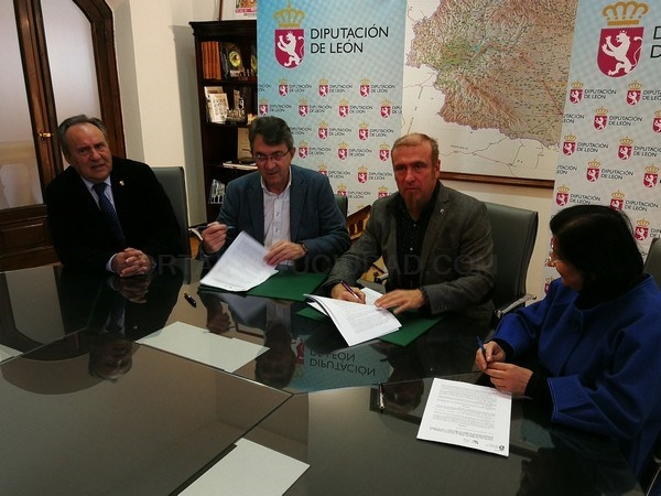 La Diputación de León destina 15.000 euros para poner en valor la tradición alfarera de Santa Elena de Jamúz