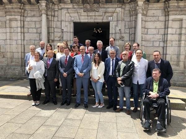 La constitución de ayuntamientos deja  83 alcaldías en manos del PSOE de León