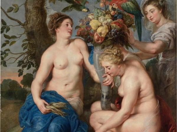El cuadro 'Ceres y dos ninfas' de Rubens y Snyders llegará mañana al Museo de León