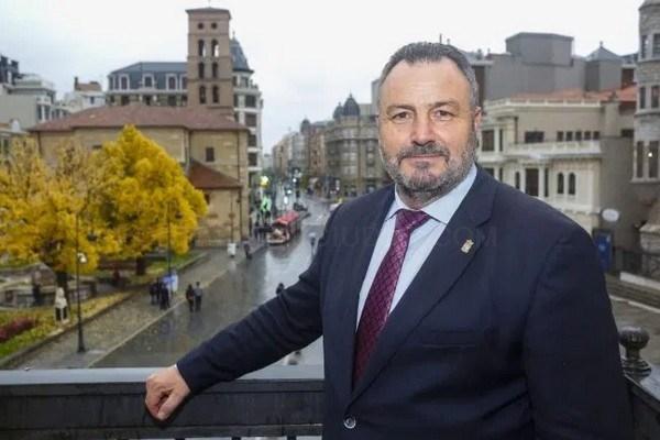 """Eduardo Morán: """"La Junta nunca se ha implicado con León como lo ha hecho con otras provincias que no quiero enumerar"""""""