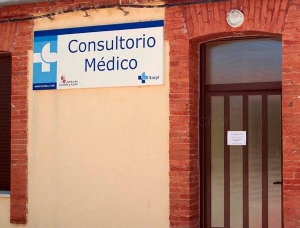 CONSULTORIO MéDICO RURAL  EN CASTILLA Y LEóN / FUENTE LNC