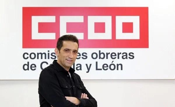 """Vicente Andrés: """"El mapa territorial para CCOO está cerrado"""