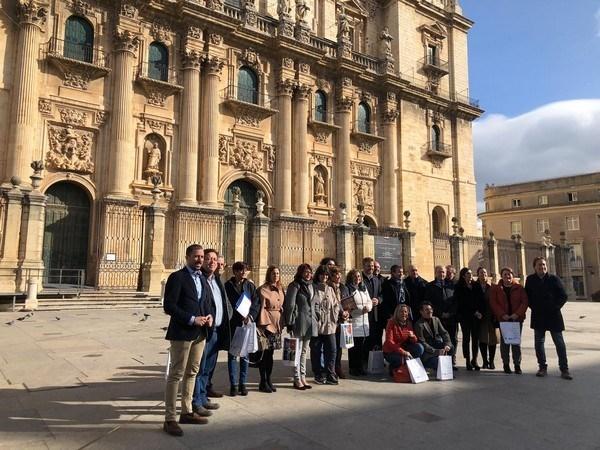 León acude a la Asamblea General de la Red de Juderías de España que se celebró en Jaén