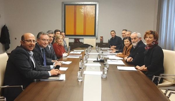 Constituida la Asamblea General del Consorcio del Aeropuerto de León
