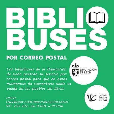 LA DIPUTACIóN HABILITA UN SERVICIO PARA QUE LOS USUARIOS DE LOS BIBLIOBUSES PUEDAN SEGUIR RECIBIENDO LIBROS, REVISTAS Y PELíCULAS POR CORREO