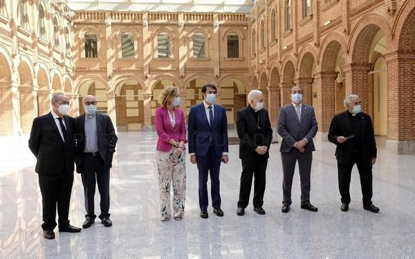 EL MUSEO DE LA SEMANA SANTA EN SU RECTA FINAL PARA ABRIR SUS PUERTAS