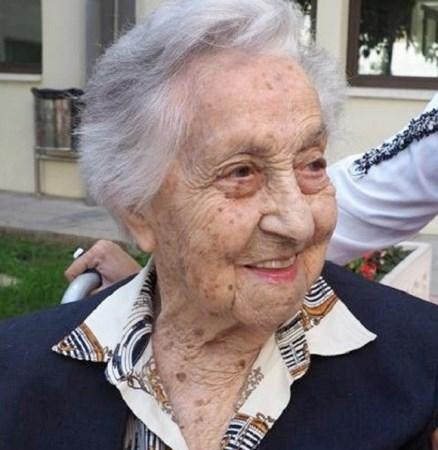 La persona más longeva de España (113 años) y sobreviviente al Covid19 da nombre al Proyecto Branyas