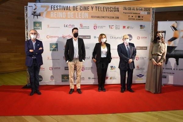 El Festival de Cine y Televisión Reino de León pone el punto final a su séptima edición