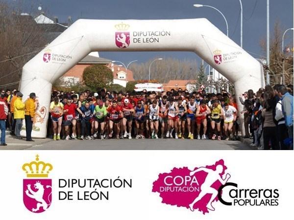 La Diputación de León destina 60.000 euros a la organización de carreras populares en los municipios de la provincia