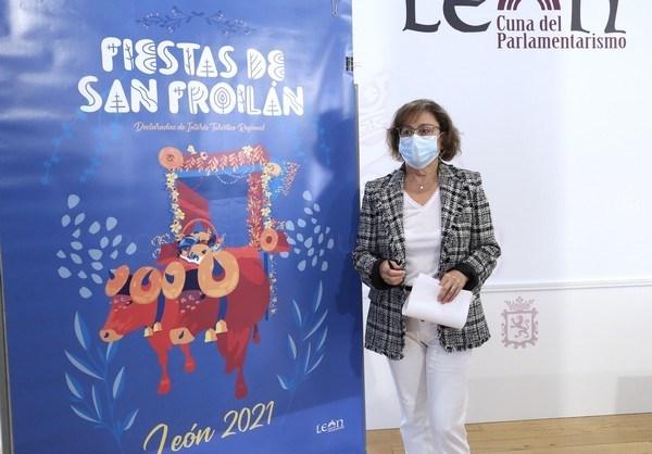 Cantaderas, pendones, carros engalanados  y Mercado de las Tres Culturas serán las protagonistas de las fiestas de San Froilán 2021