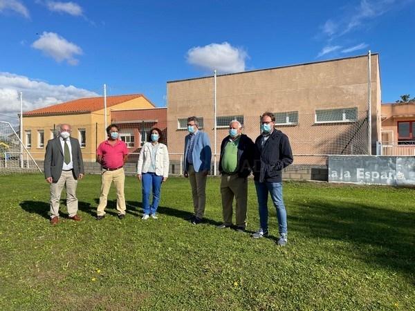 La Junta invierte más de 329.000 euros en ampliar dos aulas del Colegio Público de Cembranos