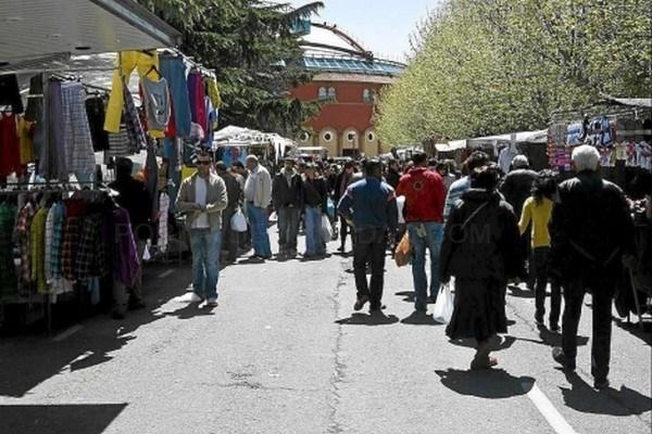 El Rastro dominical de León recobrará su normalidad el domingo 10 de octubre con el 100% de ocupación y aforo