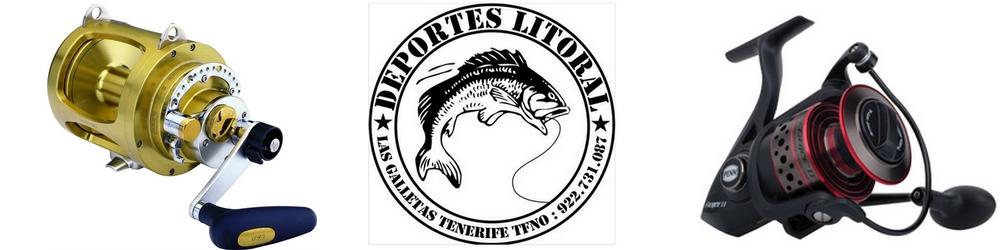 Artículos para la pesca, cañas en Las Galletas