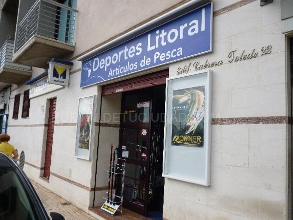 DEPORTES LITORAL - Tienda de Pesca