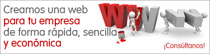 Web para mi empresa