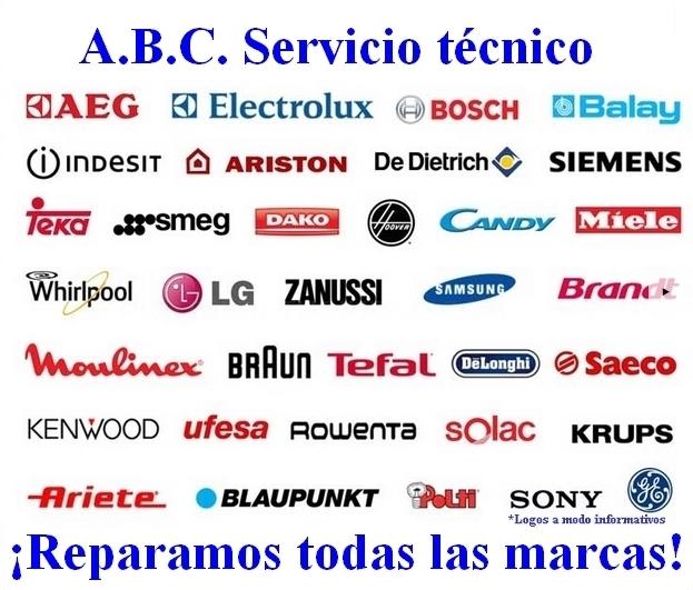 Rotura de electrodomésticos en Ávila