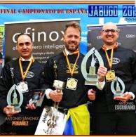 XII Campeonato Nacional de Cortadores y Cortadoras de Jamón.