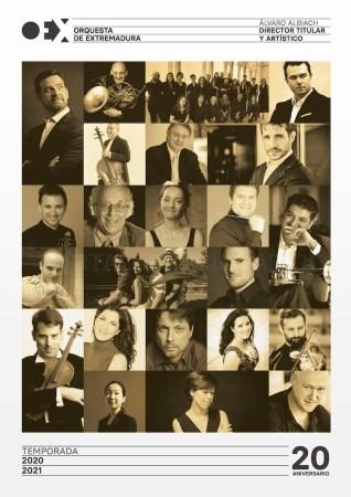 Conciertos de la Orquesta de Extremadura 2020-2021 – Varvara