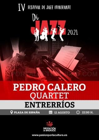22:00 DIJAZZ / Pedro Calero Quartet JUE12AGOSTO2021 DIJAZZ / Pedro Calero Quartet
