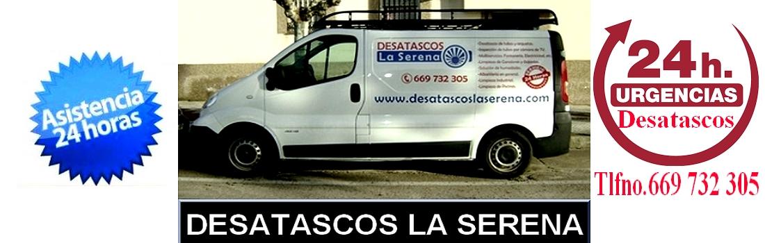 desatascos en Badajoz , desatascos en Extremadura,