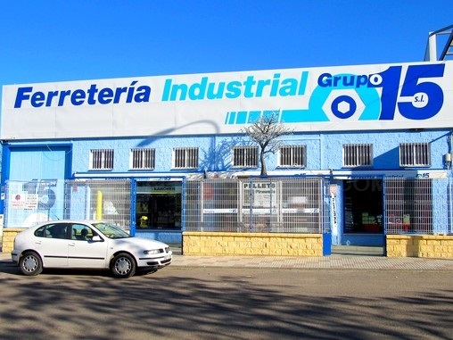 """Ferretería Industrial""""Grupo15"""
