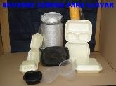 plasticos en la Serena , productos de desinfección en vegas altas