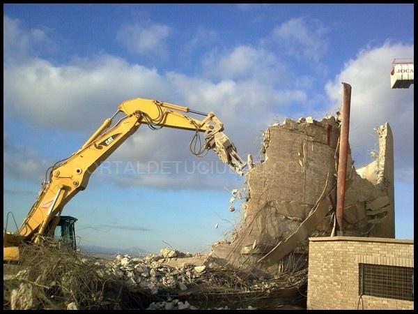 Galeria de fotos excavaciones antol n constructoras en - Constructoras elche ...