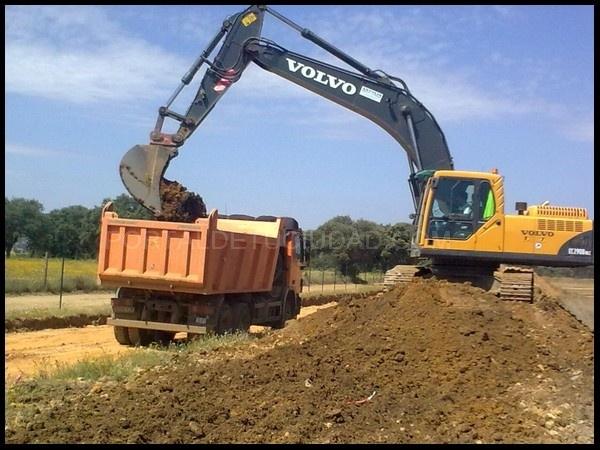 Galeria de fotos fotografia 1 2 excavaciones antol n - Constructoras elche ...