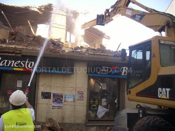 Galeria de fotos fotografia 3 4 excavaciones antol n - Constructoras elche ...