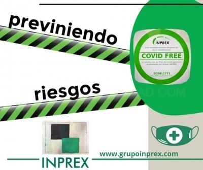 Grupo INPREX Don Benito, prevención de riesgos en Don Benito