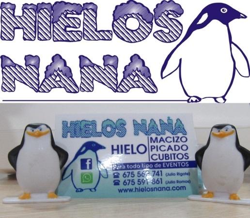 Hielos Nana - Fábrica de hielo en Don Benito