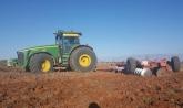 gps con precisión rtk, charcas, nivelación de tierras, excavaciones, excavaciones en extremadura