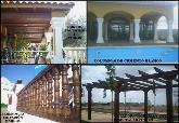 prefabricados de imitación madera en Extremadura, agosto